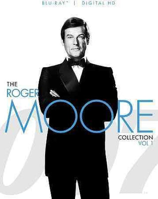007 The Roger Moore Collection Vol. 1