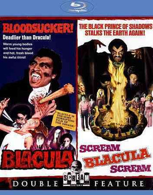 Blacula/Scream Blacula Scream
