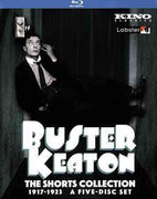 Buster Keaton: The Shorts Collection: 1917-1923