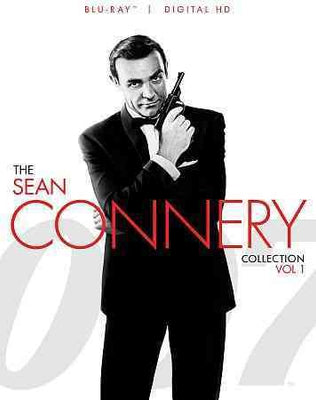 007 The Sean Connery Collection Vol. 1