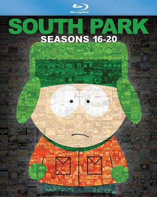 SOUTH PARK: SEASONS 16-20