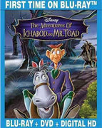 Adventures Of Ichabod & Mr. Toad (Special Edition)