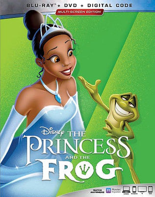 PRINCESS & THE FROG