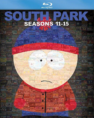 SOUTH PARK: SEASONS 11-15