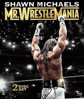 Shawn Michaels: Wrestlemania Matches