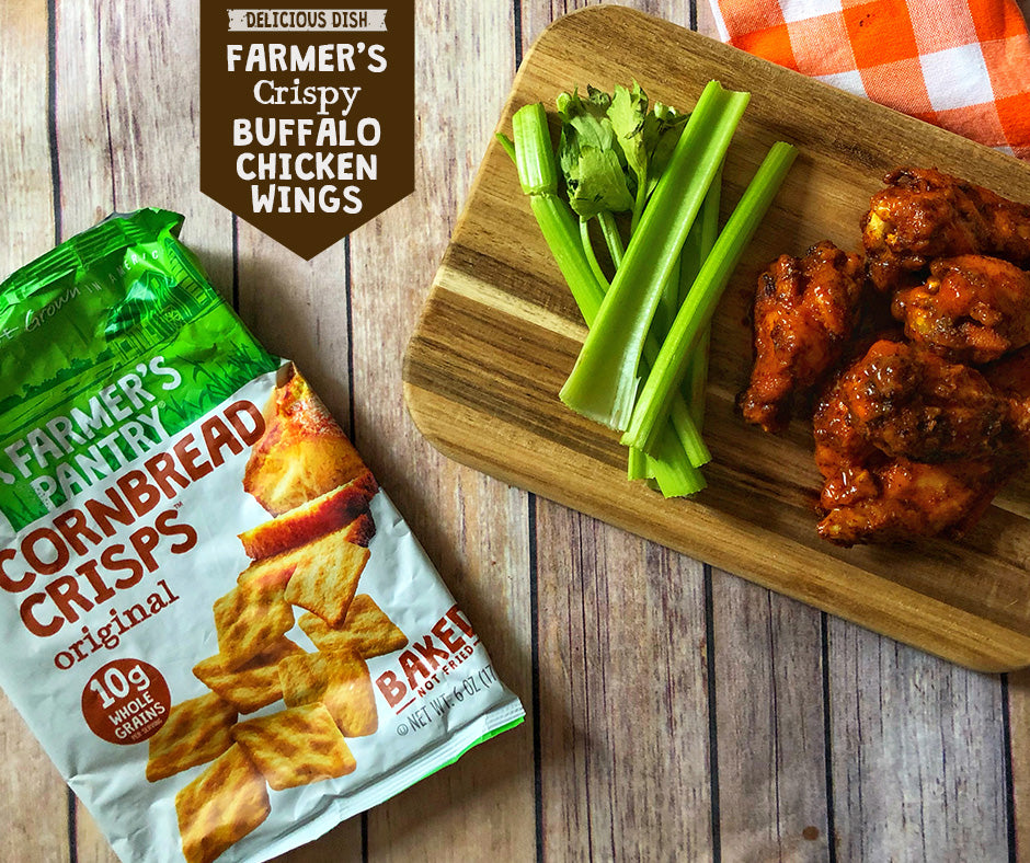 Farmer's Crispy Chicken Wings