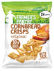 Cornbread Crisps Variety Pack - Honey Butter/ Original/ Jalapeño - 2 oz. 1