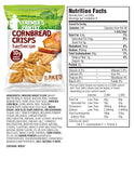 Farmer's Pantry Barbecue Cornbread Crisps Nutrition