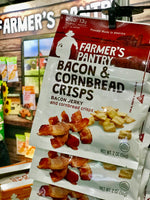 Farmer's Pantry Bacon & Cornbread Jerky Snacks