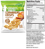 Farmer's Pantry Original Cornbread Crisps Nutrition