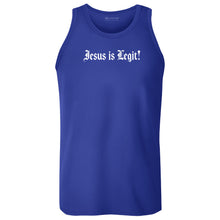Love Sportswear Jesus is Legit! Tank (Men)