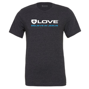 Love Logo - Believe in Jesus