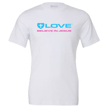 Love Logo - Believe in Jesus (Youth)