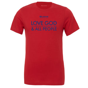 Love God and All People (Youth)