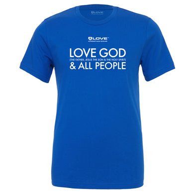 Love God and All People