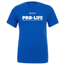 Pro-Life (Conception to Eternal Life)