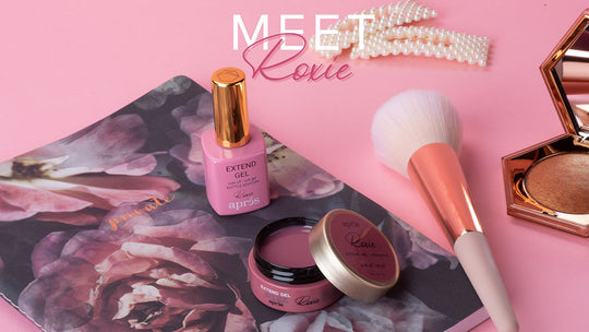 MEET ROXIE: Color Extend Gel Signature Collection