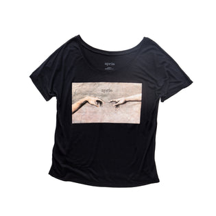 Women's Creation of Aprés Slouchy Tee