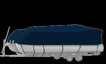 Pontoon Boat Cover 600 D