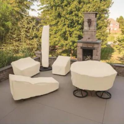 outdoor love seat cover