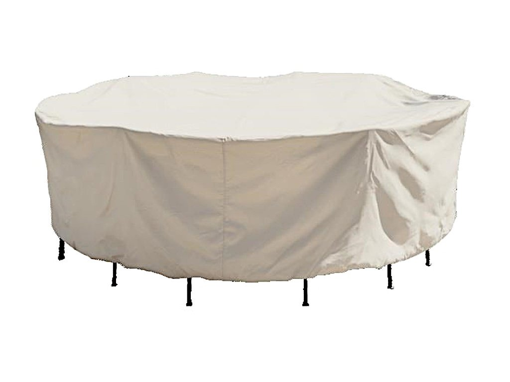 Round Patio Table Cover 54 inch Diagonal
