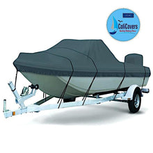 Load image into Gallery viewer, Tri Hull Boat Cover 21 FT