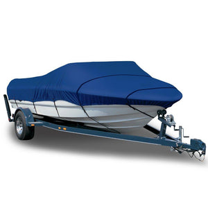 V Hull Boat Covers 19 ft