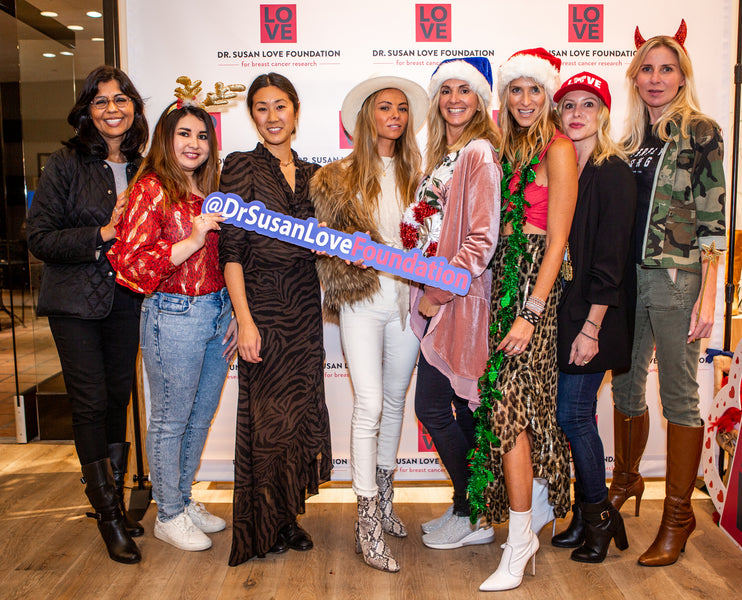 Event Photos // Shopping for a Cause with ba&sh & Malibu Times