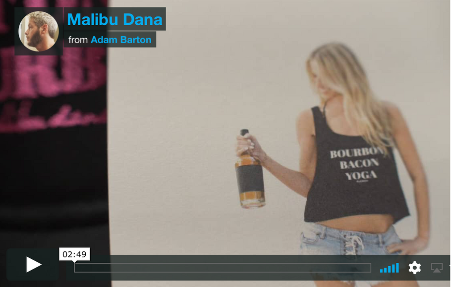 Check out Malibu Dana!