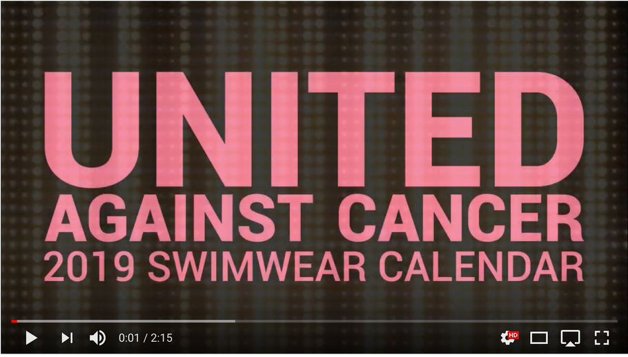 United Against Cancer - Launch Party and Fashion Show - New Video