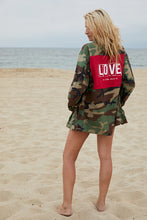 Load image into Gallery viewer, LNG x MD Butterfly Love Camo Jacket