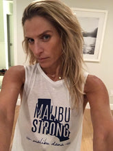 Load image into Gallery viewer, Malibu Strong Women's Muscle Tank