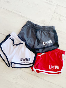 Butterfly LOVE // Mini Shorts