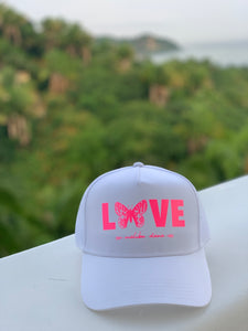 Limited Edition Love Trucker Hat