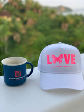 Load image into Gallery viewer, Limited Edition Love Trucker Hat