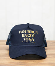 Load image into Gallery viewer, Unisex Bourbon Bacon Yoga Hat