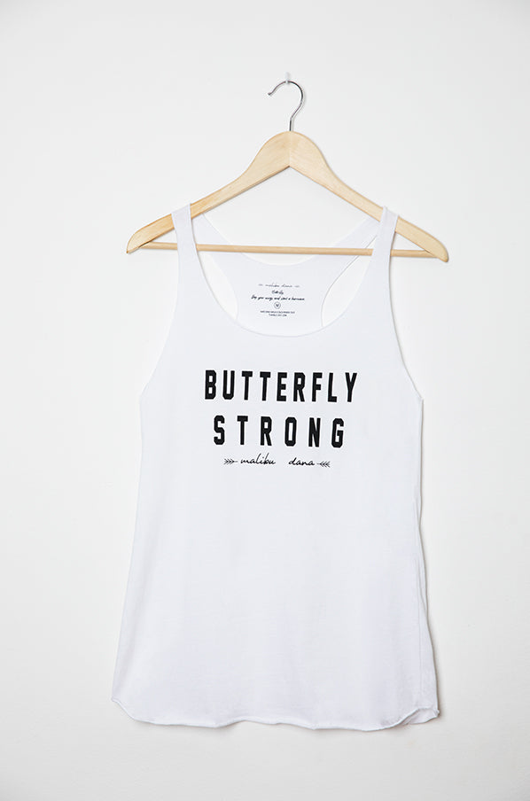 Butterfly Strong Tank