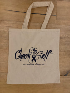 Check Yo' Self Tote