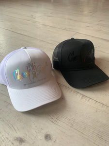 Check Yo' Self // Trucker Hat