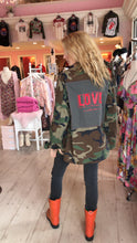 Load image into Gallery viewer, LNG x MD LOVE Camo Jacket
