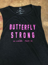 Load image into Gallery viewer, Butterfly Strong Muscle Tank
