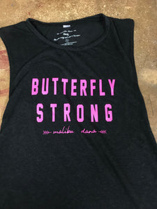 Butterfly Strong Muscle Tank