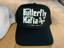 Load image into Gallery viewer, Butterfly Mafia Trucker Hat