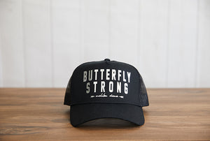 Butterfly Strong Hat