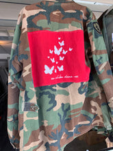 Load image into Gallery viewer, LNG x MD Butterfly Camo Jacket