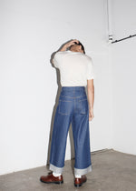 Graham Wide Leg Jean - King & Tuckfield