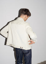 Zip Through Jumbo Cord Jacket - King & Tuckfield