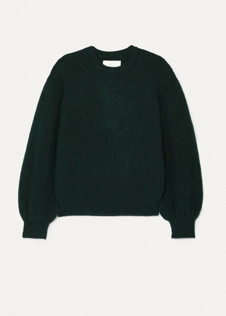 Sea Moss balloon sleeve Knit - King & Tuckfield