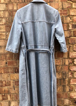 Hand Me Down - Utility wrap dress - King & Tuckfield