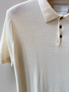Second Generation 50's Textured Polo